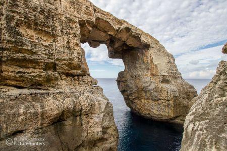 Felstor auf Gozo