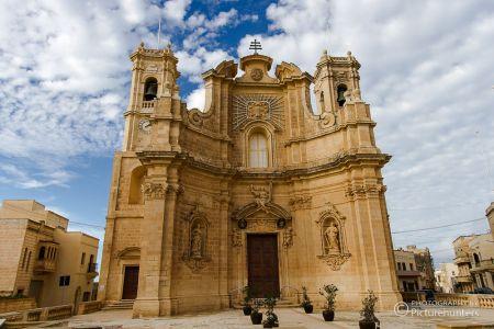 Kirche in Gharb | Gozo