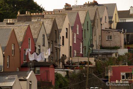 Häuse in Cobh | Irland