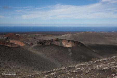 Vulkane und Meer