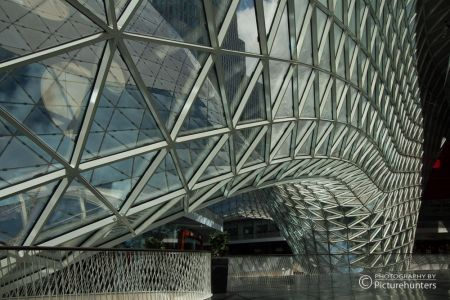 Glaskunst in der Zeil | FFM