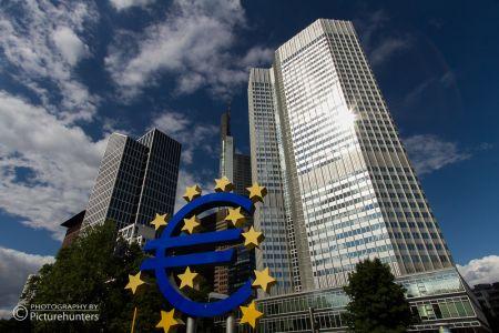 Finanzgebäude in Frankfurt