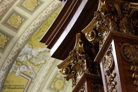Detail in der Wiener Bücherei