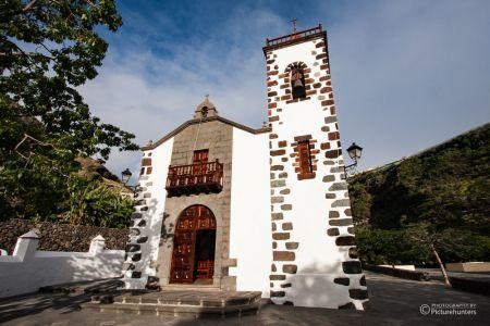 Kirche im Landesinneren