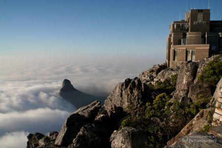 Ausblick vom Tafelberg | Südafrika