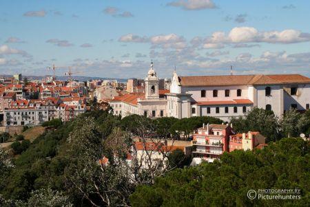 Ausblick auf Lissabon