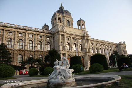 Gebäude in Wien