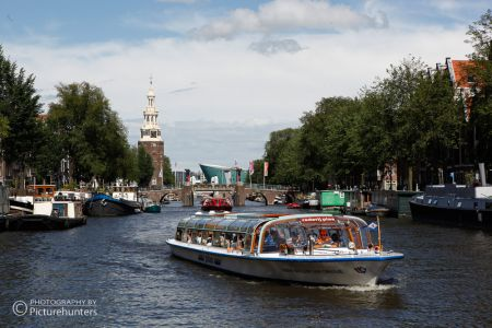 Amsterdam-Ausflugsboot