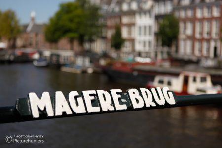 Brückenname in Amsterdam