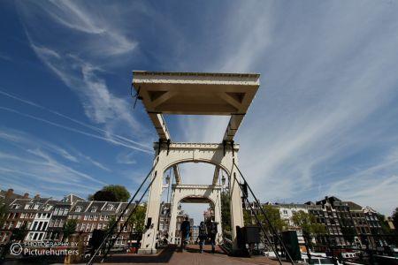 """Magere Brug"" | Amsterdam"