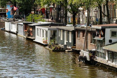 Hausboote | Amsterdam