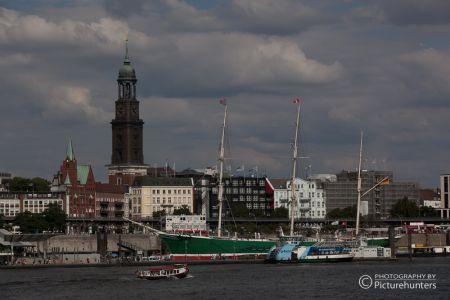 Hafenansicht | Hamburg