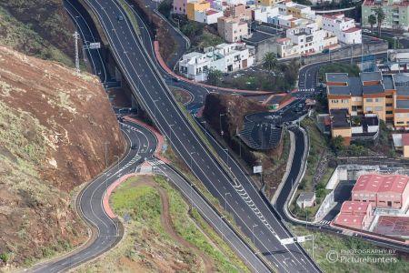 Straßen von Santa Cruz