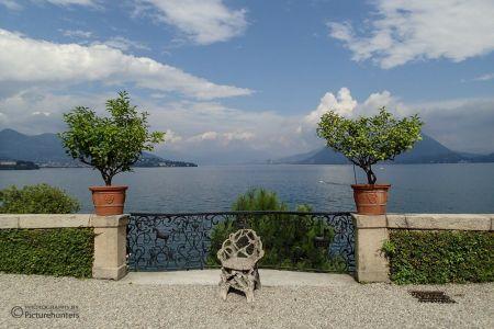 Lago Maggiore-Blick