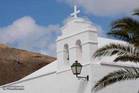 Kirche auf Lanzarote