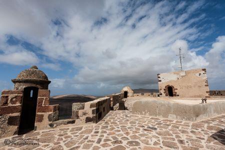 Castillo Santa Barbara   Teguise