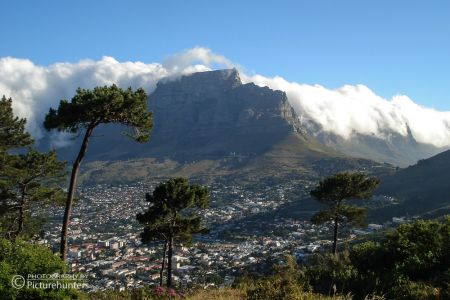 Blick auf den Tafelberg | SA
