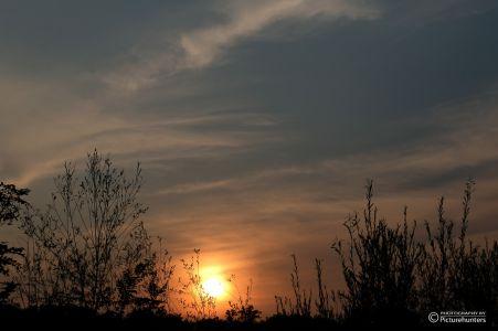 Grazer Sonnenuntergang