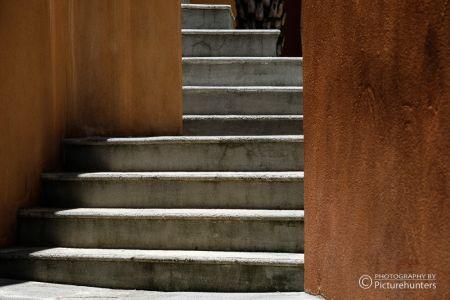 Treppen in der Hotelanlage | Mauritius