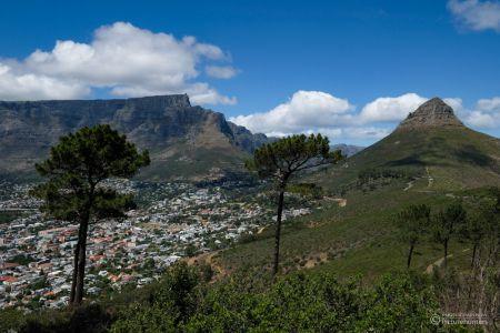 Tafelberg und Lionshead