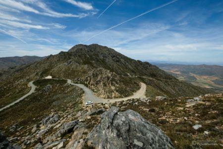 Scheitelpunkt am Swartbergpass
