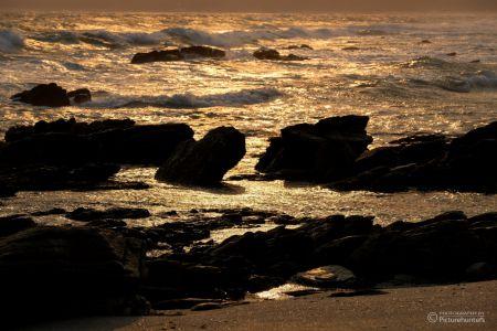 Sonnenuntergang Cape Recife