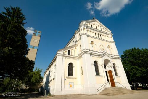 Kirche Kaisermühle