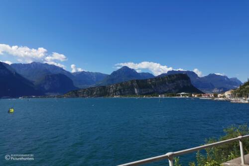Gardasee-Blick