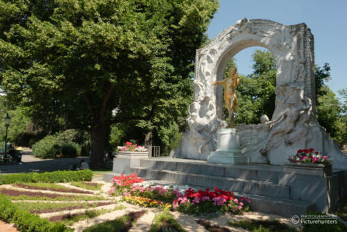 Berühmtes Denkmal