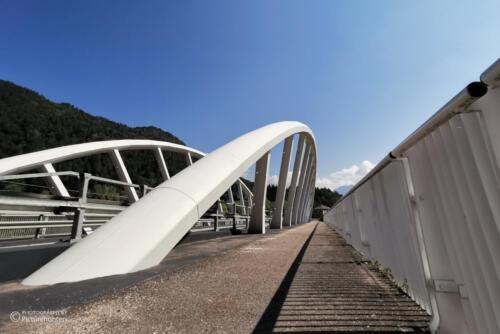 Moderne Brückenarchtektur