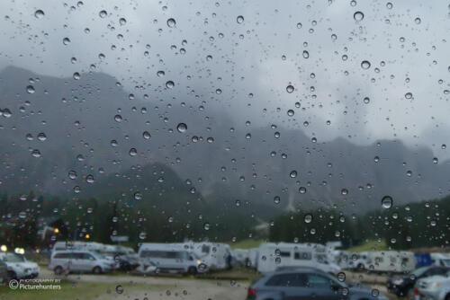 Regenstimmung im Roadee