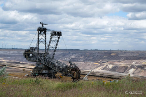 Die größte Maschine der Grube