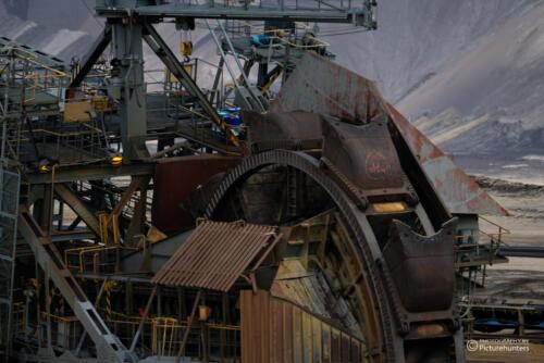 Maschine im Detail