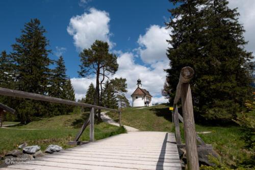 Kapelle am Hügel