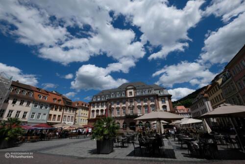Karlsplatz in Heidelberg