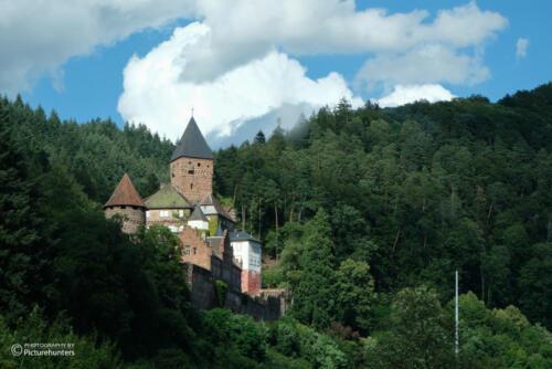 Burg am Neckar
