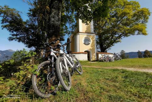 Parken an der Kapelle