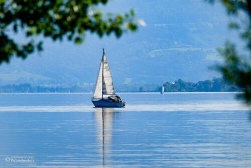 Stille auf dem See